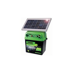 Generator impulsuri cu panou solar 12 V, 3 Joule, 30 km