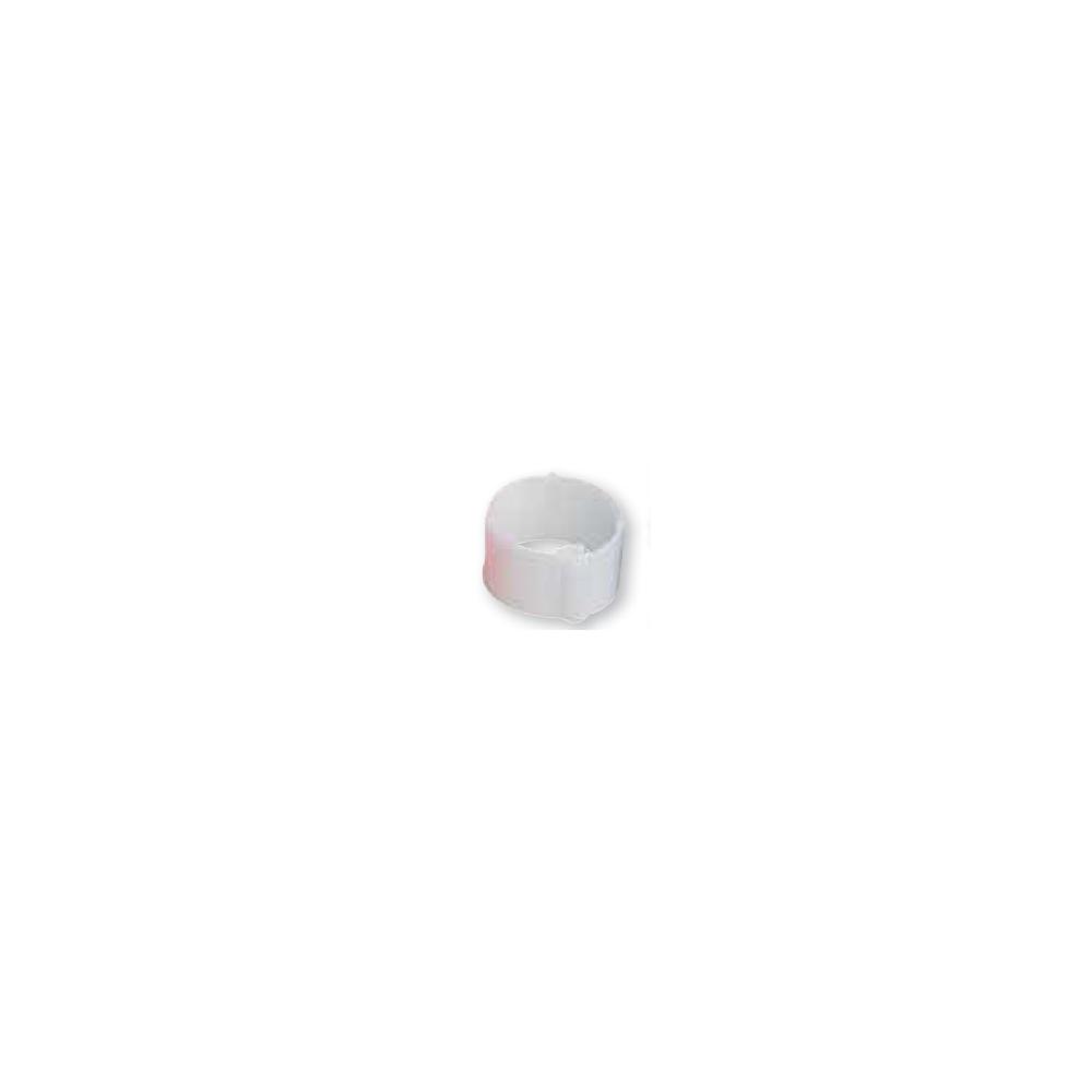 Inel pasari cu clips Ø 8 mm / 20 buc