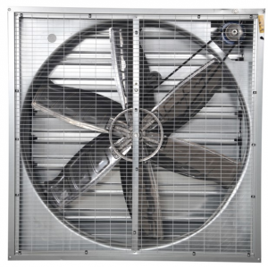 Ventilator 72400 mc/h + jaluzea