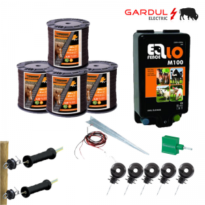 Kit gard electric M100-230-10km, 800m