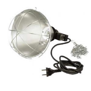Lampa incalzire INOX cu dimmer