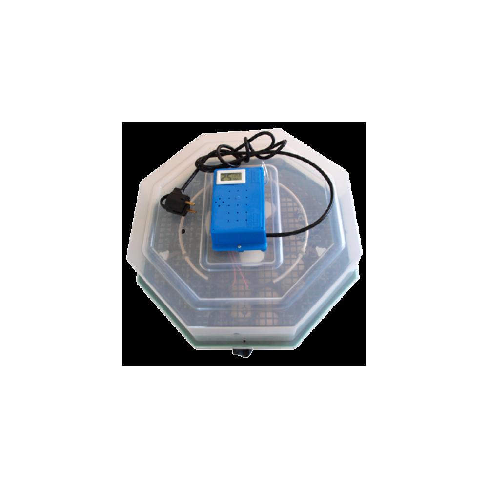 Incubator electric 103TH cu intoarcere simultana si termohigrometru-INCUBATOARE OUA