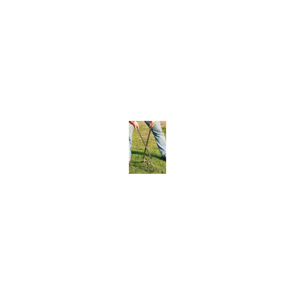 Capcana 18 cm - 2 resoarte