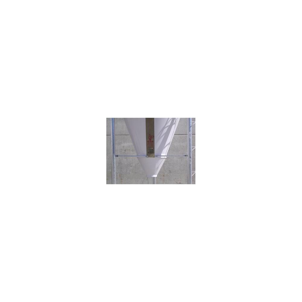 Con inferior 78/30 cm siloz-Accesorii silozuri fibra