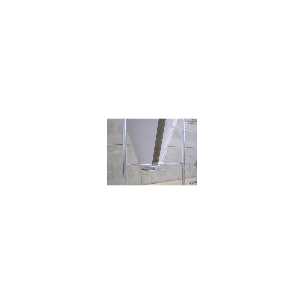 Con inferior 78/19 cm siloz-Accesorii silozuri fibra