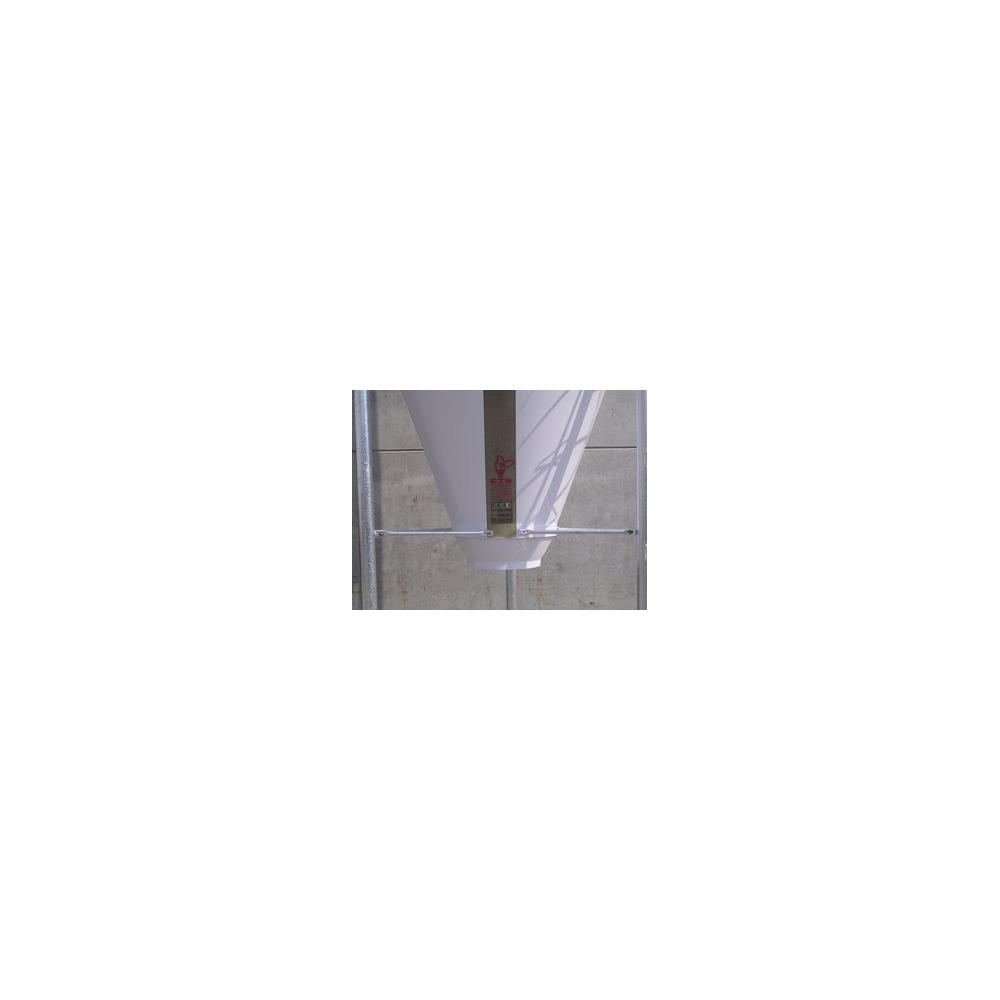 Con inferior 78/55 cm siloz-Accesorii silozuri fibra
