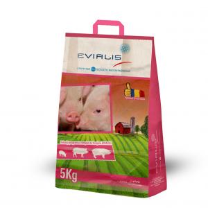 Concentrat porc gras 25% - 5Kg