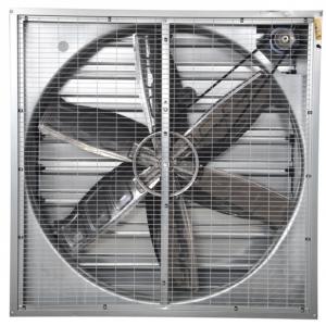 Ventilator 17.000 mc/h + jaluzea
