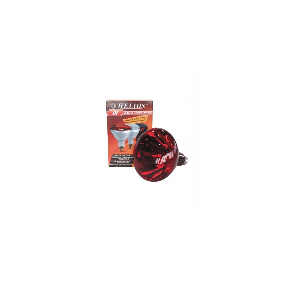 Bec infrarosu rosu 250 W-Becuri infrarosu
