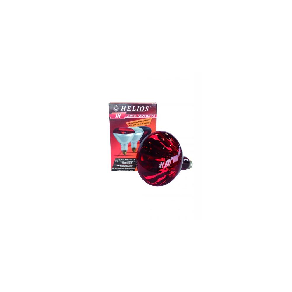Bec infrarosu rosu 150 W-Becuri infrarosu