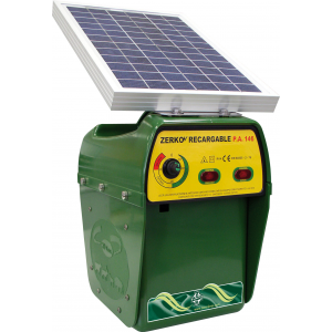 Gard electric Zerko Solar 30 km 1 joule 10.000V-Aparate gard electric