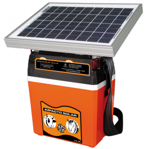 Gard Electric Impacto Solar 20 Km 0,48 Joule 9.900V-Aparate gard electric