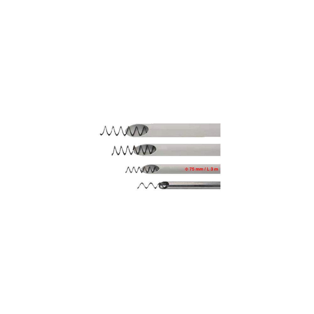 Teava Siloz Transport Furaje Din 3 M Φ55 Mm-Acasa