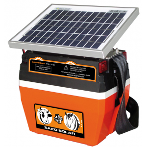 Gard electric Solar 10 km 0,26 joule 10.000V Zako PA133-Aparate gard electric