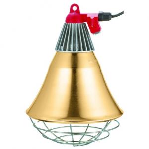 Lampa incalzire animale cu infrarosu si dimmer - cablu 5 m-Lampi / echipamente incalzire