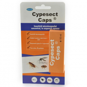 Cypesect caps insecticid 10ml-Capcane insecte