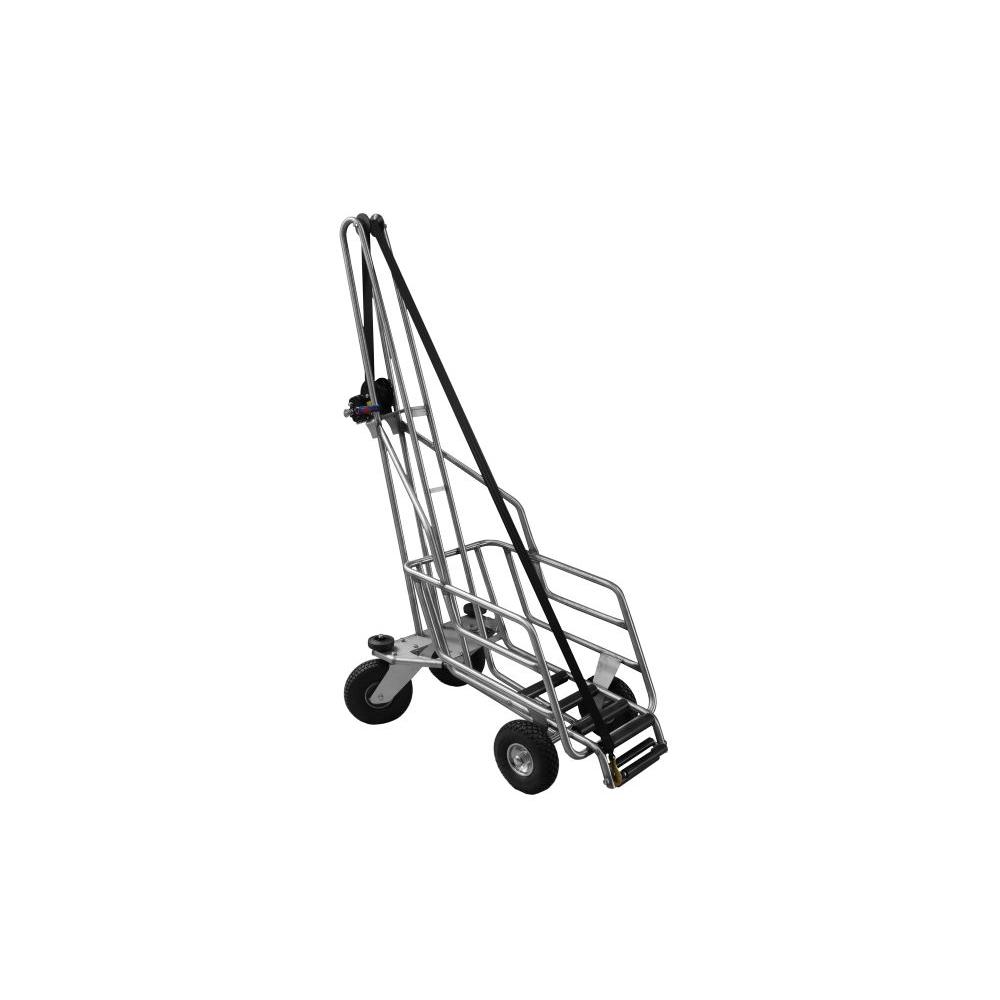 Carucior transport carcase cu 4 roti si capacitate 600kg-Accesorii porci