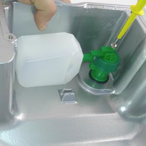 Plutitor adapatoare aluminiu cu conectie verticala-CONECTORI - FURTUN