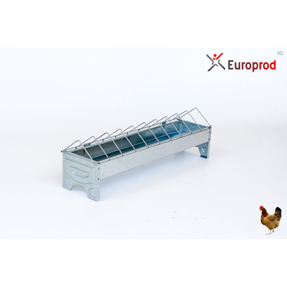 Hranitoare pasari galvanizata 50 cm-Hranitori PASARI